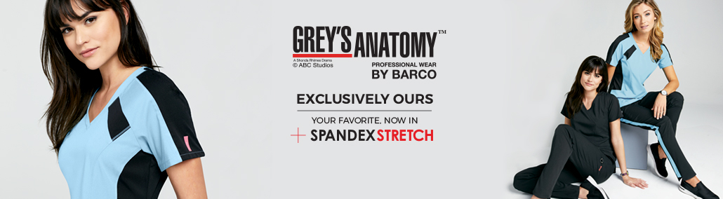 Grey's Anatomy Professional Wear By Barco